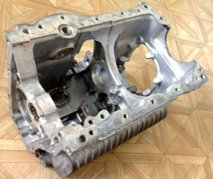 A+ Gearbox casing