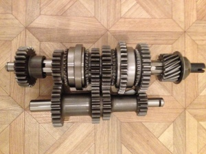 MED SCCR A+ gearset